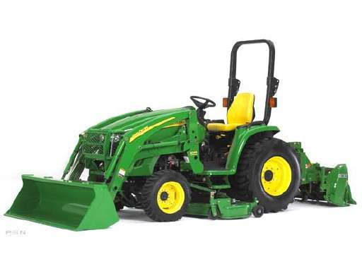 3320 Compact Tractor (32 5 Hp) For Sale - John Deere
