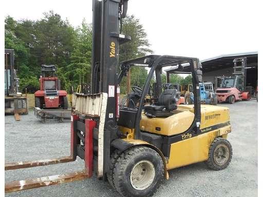 Charlotte, NC - GP060 For Sale - Yale Equipment - Equipment