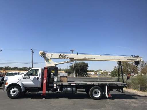 Crane Truck For Sale >> Ford F550 Crane Truck Lifting Equipment For Sale Equipmenttrader Com