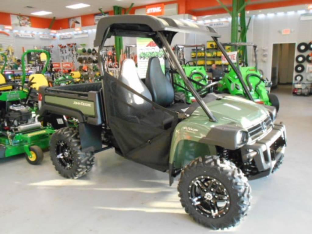 John Deere Gator For Sale >> 2018 John Deere Gator Xuv825m Base For Sale In Winter Park Fl Equipment Trader