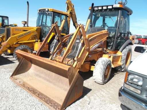 2008 Case Construction 580 SUPER M SERIES III