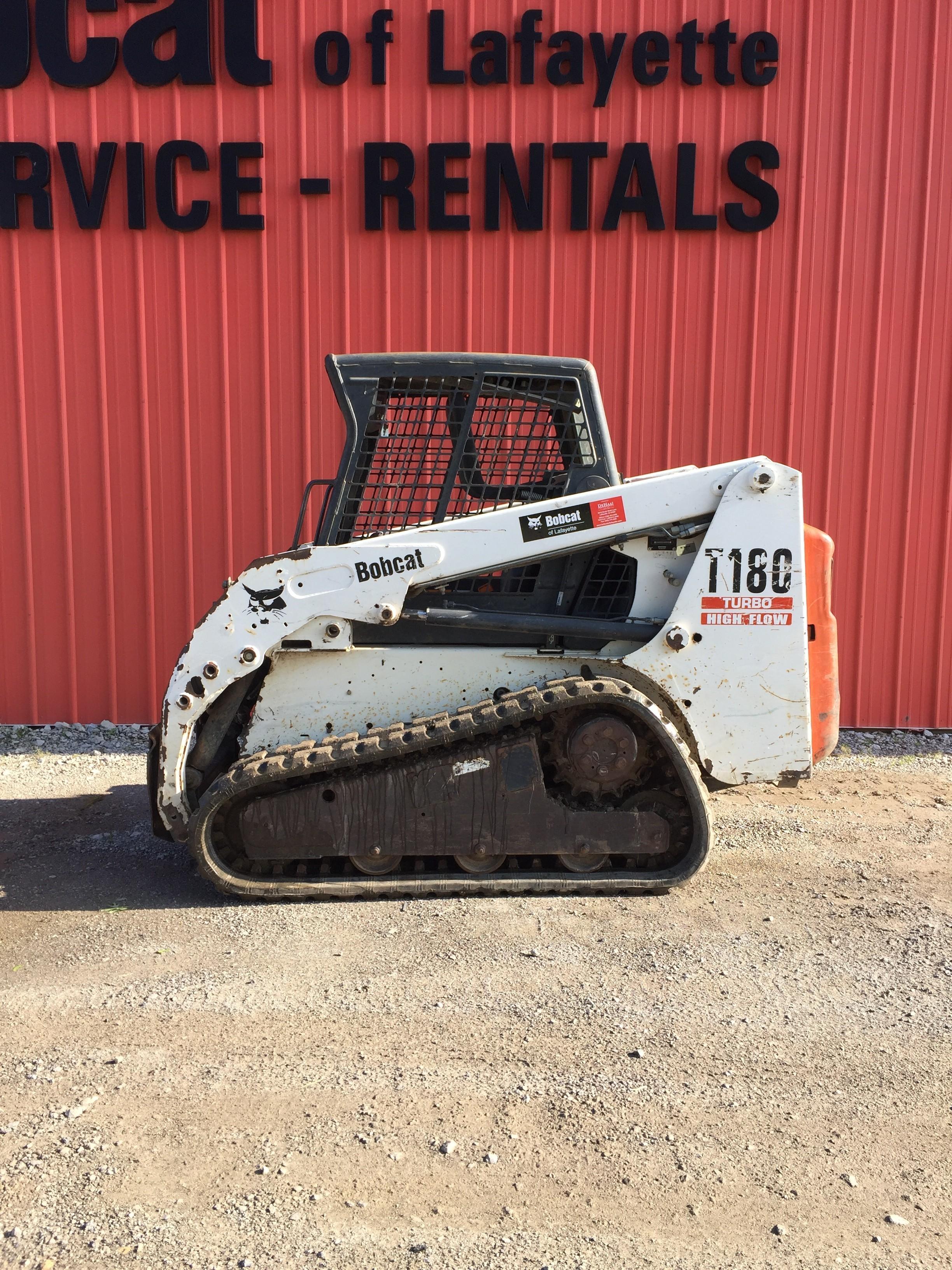Bobcat T180, Lafayette IN - 5008041307 - Equipmenttrader com