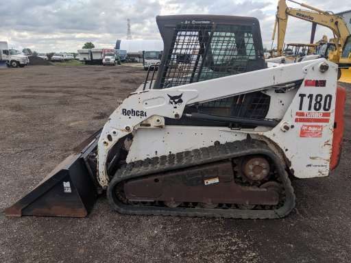BOBCAT T180 Construction For Sale - EquipmentTrader com