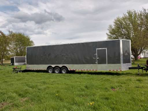 Indiana Enclosed Trailers For Sale Equipment Trader