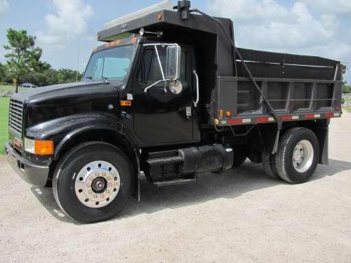 Texas - International For Sale - International Dump Trucks