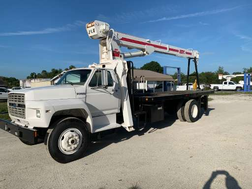 Crane Truck For Sale - Equipment Trader