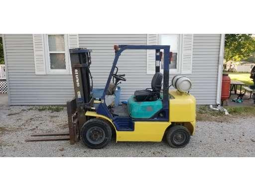 Komatsu For Sale - Komatsu Forklifts - Equipment Trader