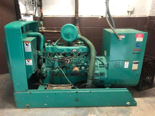 Generators For Sale - Equipment Trader