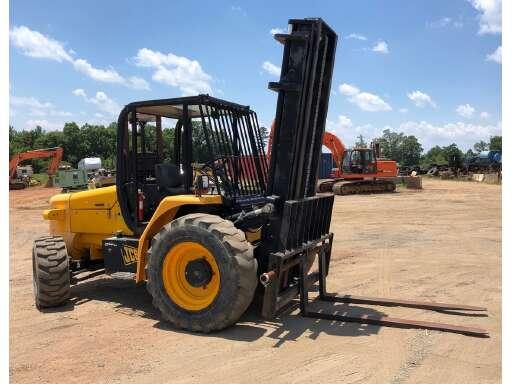 Jcb For Sale - Jcb Rough Terrain Forklift - Equipment Trader