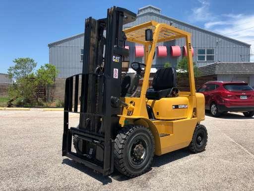 2000 CAT Lift Trucks FG25K