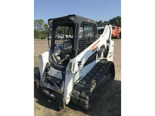 2016 Bobcat T590