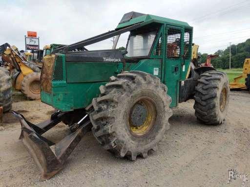 240 For Sale - Timberjack Equipment - Equipment Trader