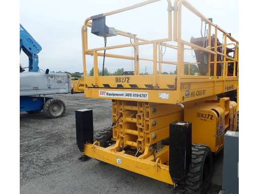 Scissor Lifts For Sale - Equipment Trader