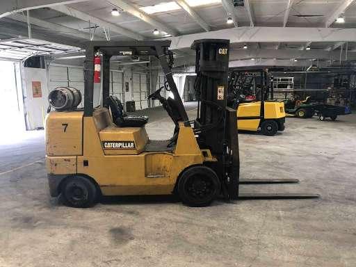 Caterpillar For Sale - Caterpillar Forklifts - Equipment Trader