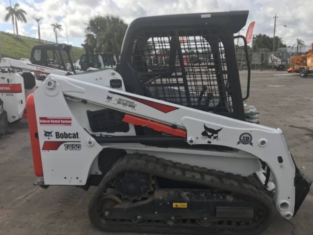 2017 Bobcat T450 For Sale in West Palm Beach, FL - Equipment Trader
