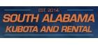South Alabama Kubota in Monroeville, AL Logo