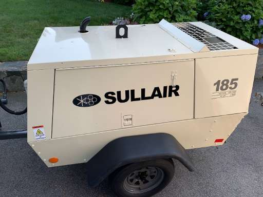 New John Deere Air Compressors Models For Sale Bridgeport >> Sullair For Sale Sullair Equipment Equipment Trader