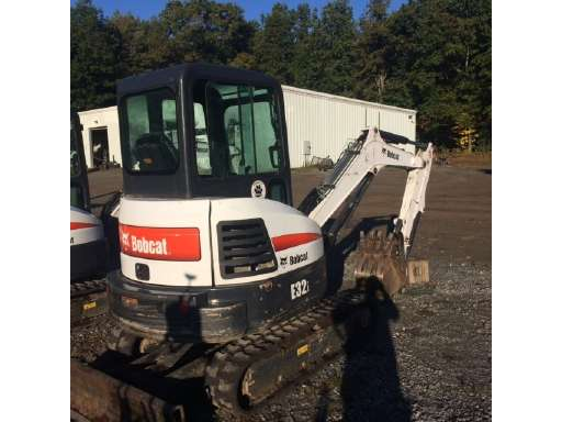 2016 Bobcat E32i T4 Long Arm