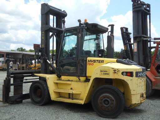 Hyster For Sale - Hyster Forklifts - Equipment Trader