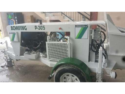 2007 SCHWING P305