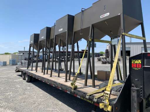 2019 Big Tex Trailers 25gn-35+5(40')
