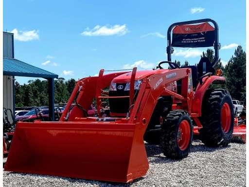 L2501 For Sale - Kubota Tractors - Equipment Trader
