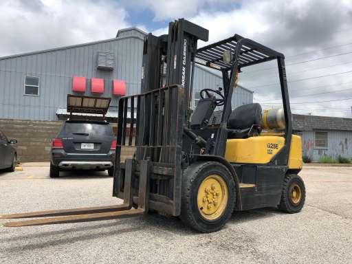Daewoo Forklift Dealers on