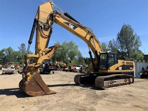 2007 Caterpillar 345CL
