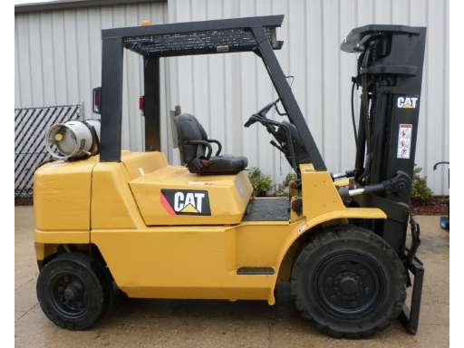 2002 CATERPILLAR GP40K