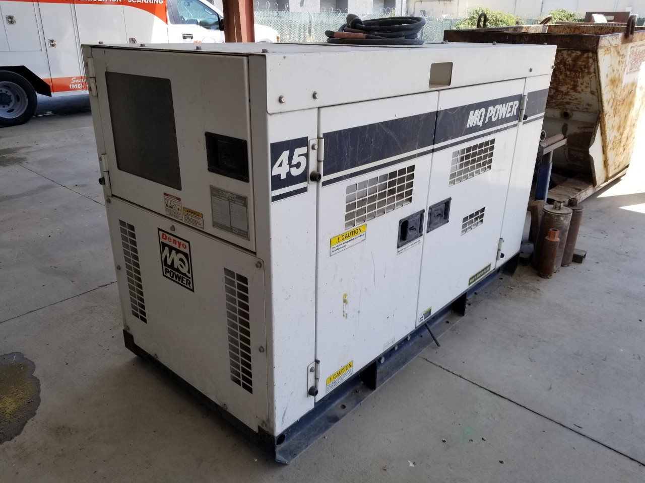 2012 Mq Power Model DH-04801