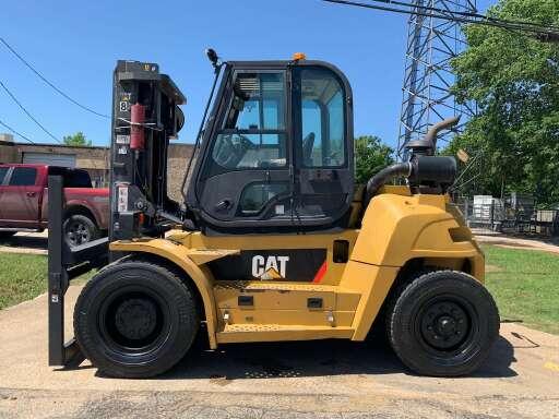 2015 CAT P17500
