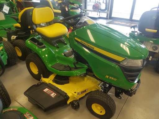 X350 For Sale John Deere Mower Equipment Trader