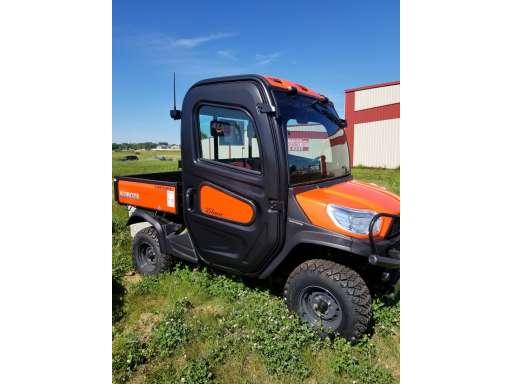 2019 Kubota RTV-X1100C Orange