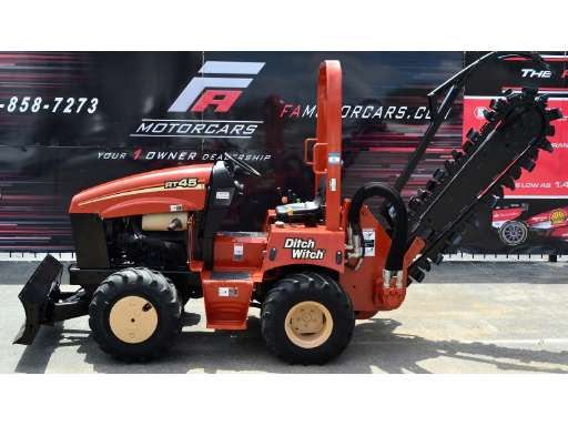 2013 Ditch Witch RT45 4X4