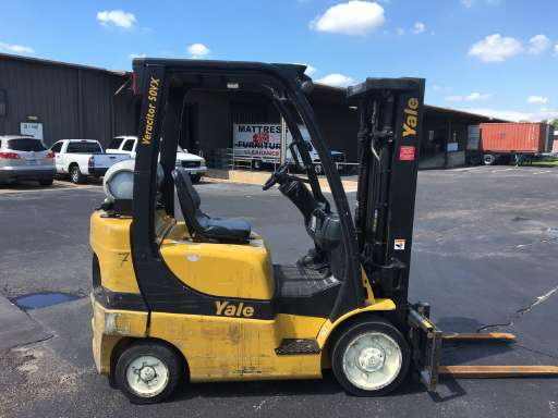 GLC050 For Sale - Yale forklifts - Equipment Trader on