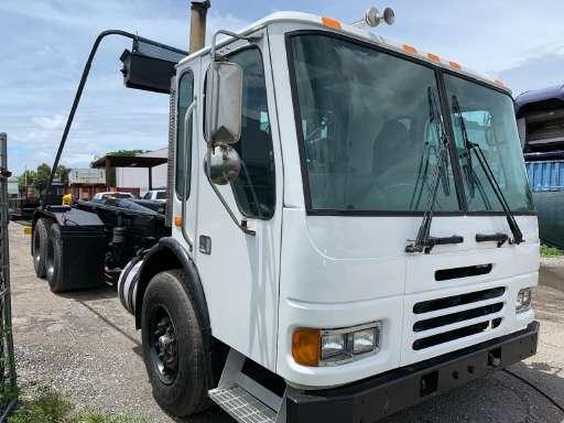 Trash Trucks For Sale >> 2007 American Lafrance 9500