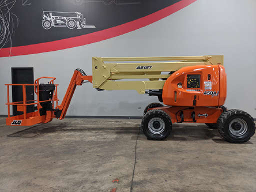 Articulated Boom Lift For Sale - Equipment Trader on