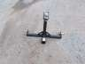 0 TAR RIVER 3pt trailer mover with receiver hitch / gooseneck, Equipment listing