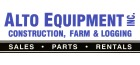 Alto Equipment, Inc in McKinleyville, CA Logo
