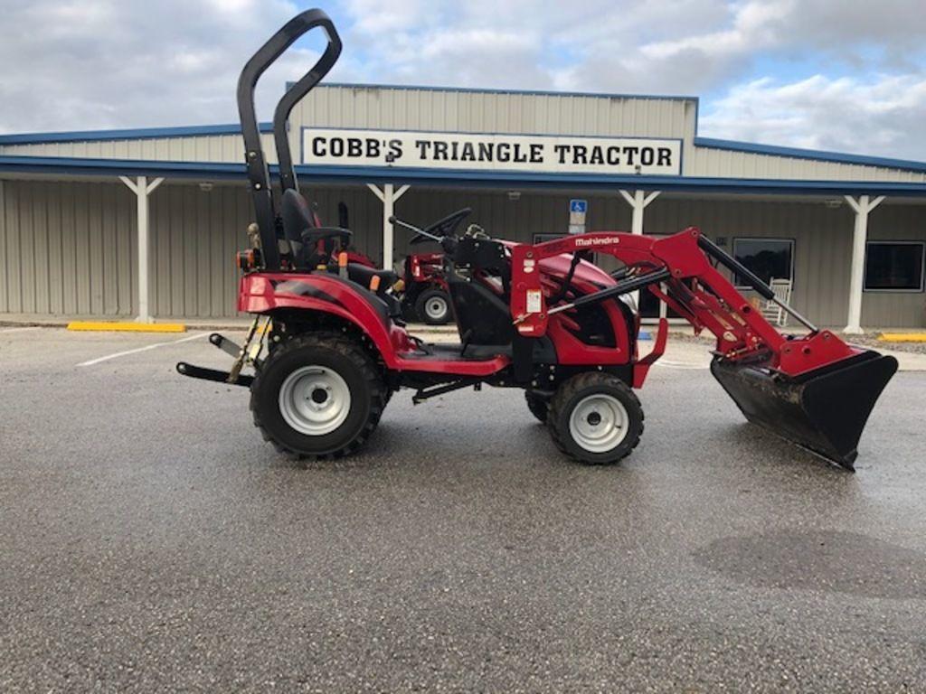 New, 2021, MAHINDRA, eMAX Series 20S HST, Tractors