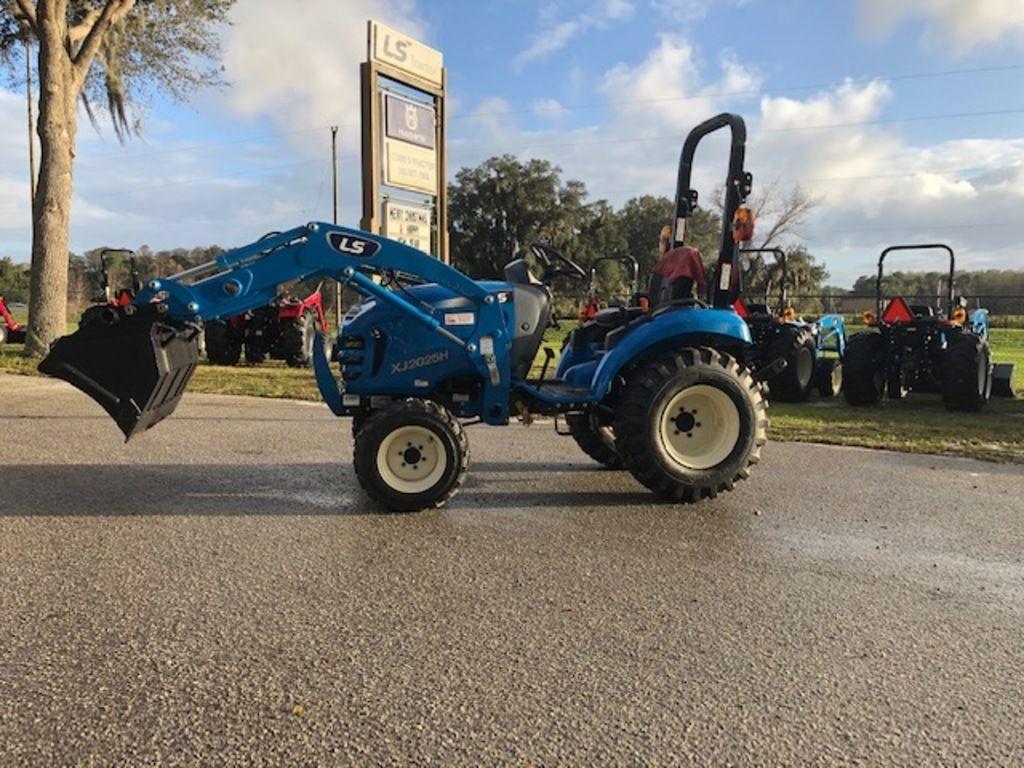 New, 2021, LS TRACTOR, XJ Series XJ2025H-24.4HP, Tractors