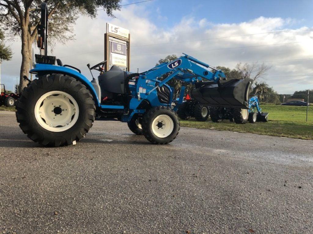 New, 2021, LS TRACTOR, MT3 Series MT345E-45HP, Tractors
