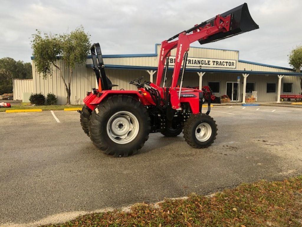 New, 2021, MAHINDRA, 4500 Series 4540 4WD, Tractors