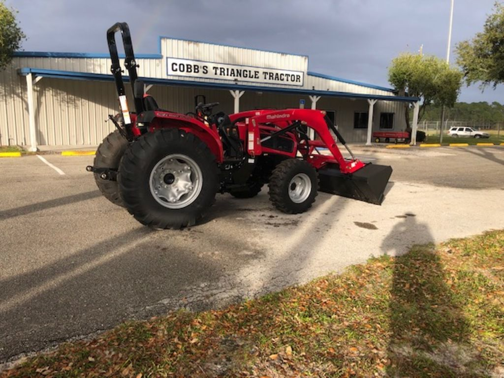 New, 2021, MAHINDRA, 3600 Series 3640 HST OS, Tractors