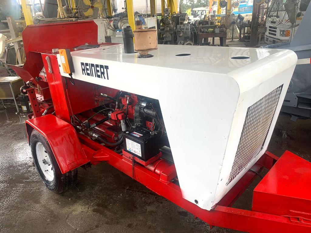 Used, 2004, REINCO, REINERT 536XR, Concrete Pumps