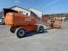 2012 JLG 600S, Equipment listing