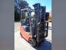 2013 TOYOTA 8FGCU18, Equipment listing