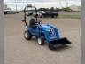 2021 LS TRACTOR MT125, Equipment listing