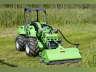 0 AVANT 860, Equipment listing